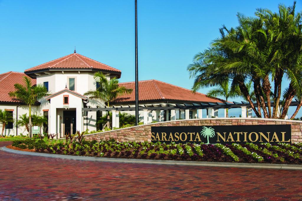 Sarasota National Golf Club House
