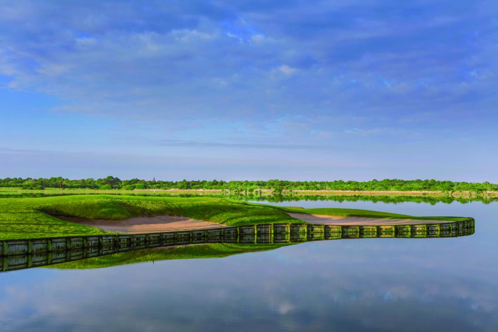 Sarasota National Golf Club 7th Hole